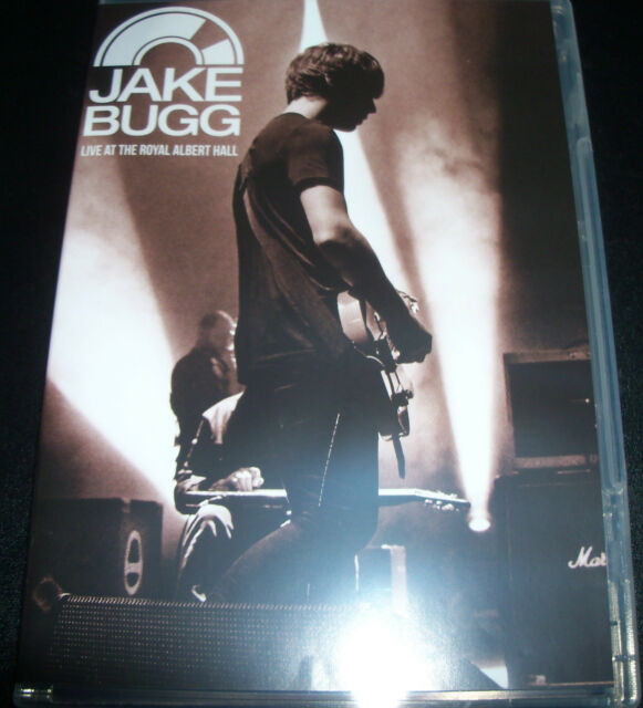 Jake Bugg Live At The Royal Albert Hall (Australia All Region) DVD - Like New