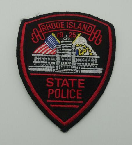 Rhode Island State Police Shoulder Patch