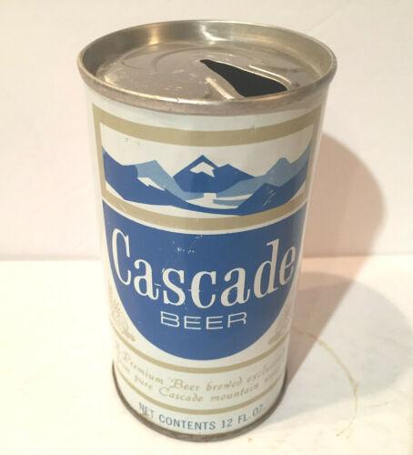 Beer Can Cascade Steel EMPTY