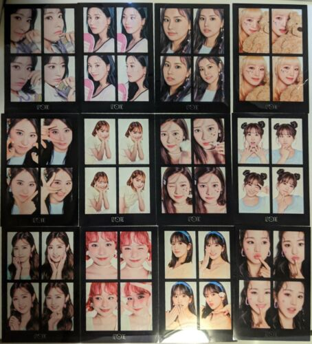 IZONE IZ*ONE Oneiric Diary Official Film Card Photocard