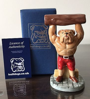 PEGGY DAVIES BULLDOG - LOG LIFT - Worlds Strongest Bulldog Series