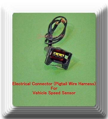 Electrical Connector of Vehicle Speed Sensor SC427 Fits: VW CABRIO GOLF JETTA