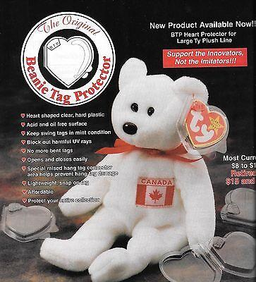 Купить #100 Original BTP Beanie Tag Protectors. Free Shipping . Beanie Boos