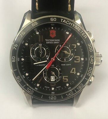 *Used* VICTORINOX Swiss Army Chrono Classic Men's Watch 241444