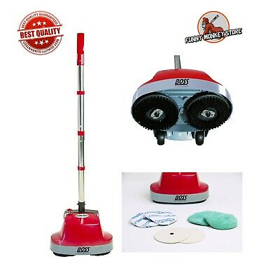 Cleaning Scrubber Carpet Tile Cement Wood Floor Cleaner Scrubber Machine Buffers