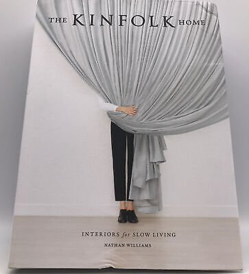 The Kinfolk Home: Interiors For Slow Living Hardcover W/Damage