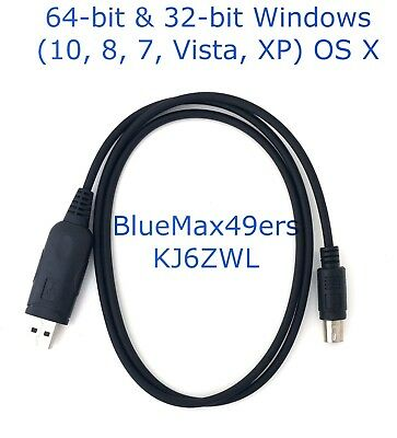 Mini Din Usb (USB Yaesu Programming Cable 8-pin mini din CT-62)