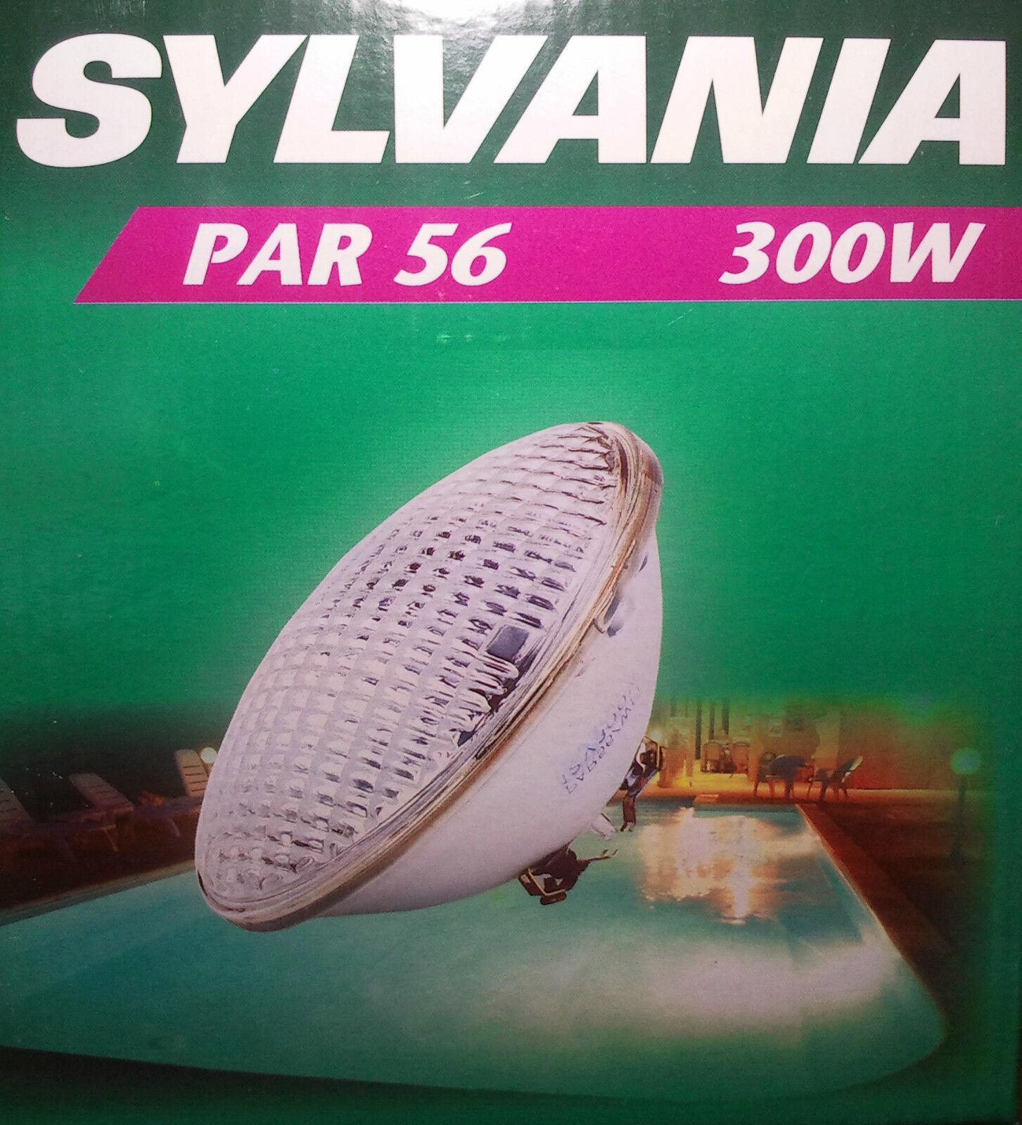 Bombilla sylvania par56 12v 300w lampara foco piscina ebay for Lamparas para piscinas