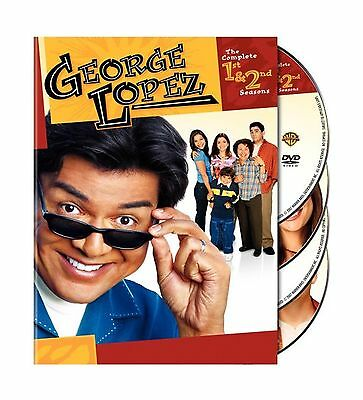 George Lopez  The Complete First And Second Seasons Free Shipping