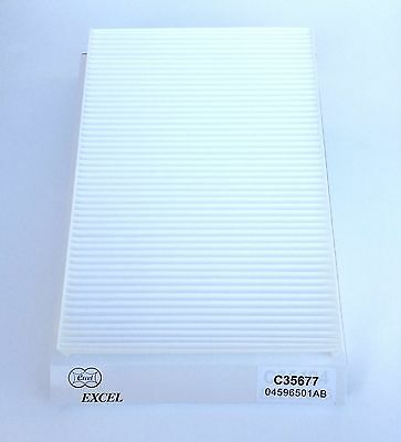 CABIN AIR FILTER For Dodge Charger, Magnum, Challenger OEM Quality Fast Ship!