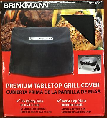 Brinkmann Tabletop Grill Cover Up To 22