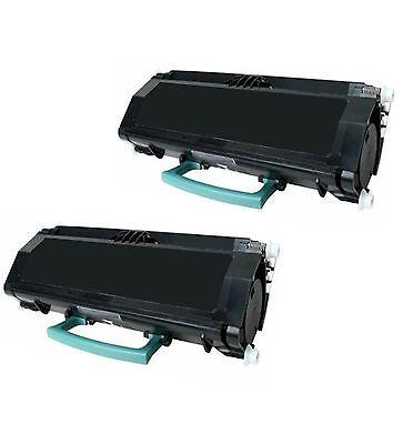 2-Pk/Pack Toner CRT For Lexmark E230 E232 E240 E240N E330 E332 E340 E342 E342N, usado segunda mano  Embacar hacia Argentina