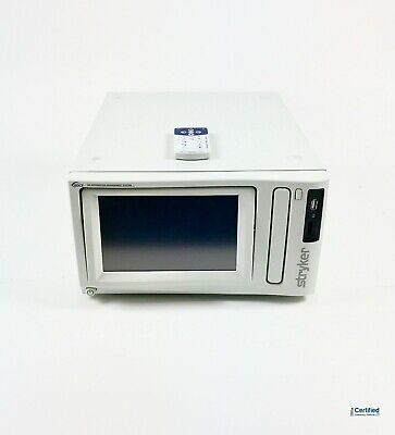 Stryker Sdc3 Hd Information Management System With Remote 240-060-100