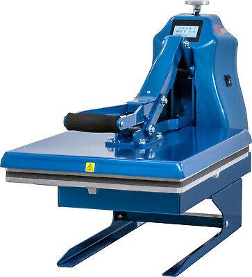 Hix Heat Press Ht600 16x20 W Splitter Stand Usa Made Free Shipping