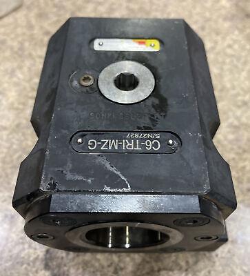 Sandvik Tool Holders Mazak Capto C6 Turret Lathe C6-tri-mz-g