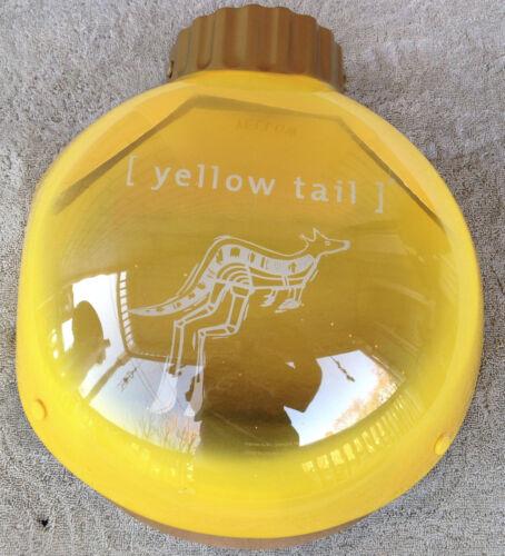 "Yellow Tail Wine Australia Christmas Light Box Bar Mancave 13"" Blinking"