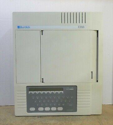 Burdick Model E350i Interpretive Electrocardiograph Ecgekg Machine No Leads