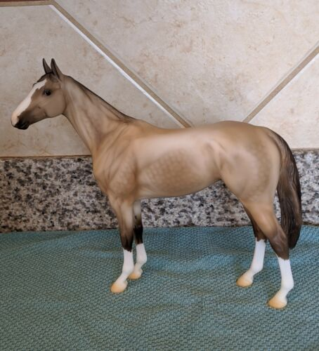 "Breyer Horse ""Rocket"" Breyerfest 2019 SR 1,695 made on Emerson mold"