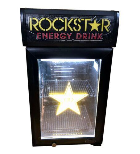 Rockstar Commercial Refrigerator 2 Tier Mini Fridge Cooler