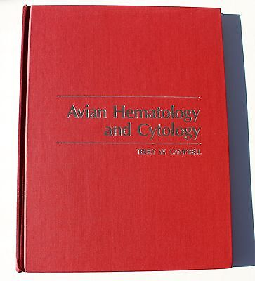 Avian Hematology & Cytology, Campbell, ISBN 0813800641, Veterinary Bird Medicine