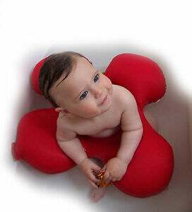 new papillon baby babies bath tub ring chair seat seats safety bathing support ebay. Black Bedroom Furniture Sets. Home Design Ideas