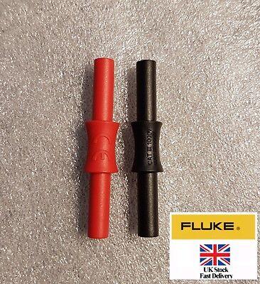 Fluke Double Female Extension Adapter Kit TL221 TL224 TL222 - Double Female Adapter