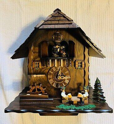 Schneider Black Forest Cuckoo Clock