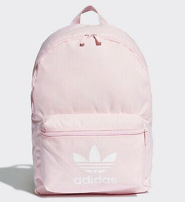 Adidas originals Classic adicolour Backpack Bag school gym men womens new Pink a