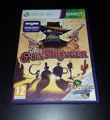 The Gunstringer Microsoft Xbox 360 Kinect Game, VGC