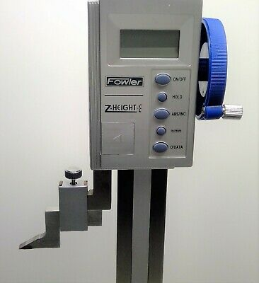 Fowler 24 Z-height-e Electronic Height Gage 54-175-024