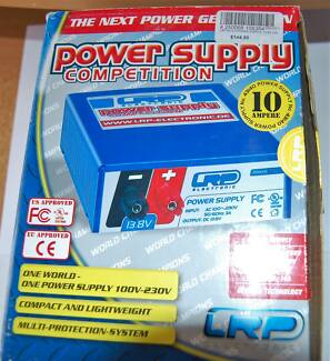 RC POWER SUPPLY