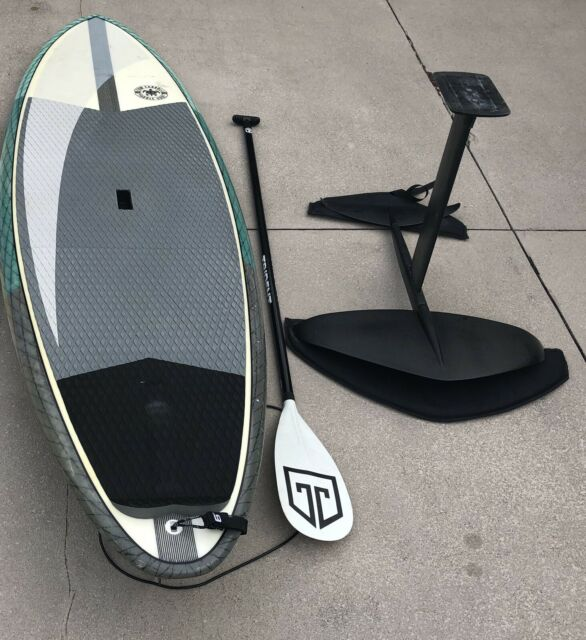 Complete Foil setup , SUP foil, board and foil | Surfing | Gumtree