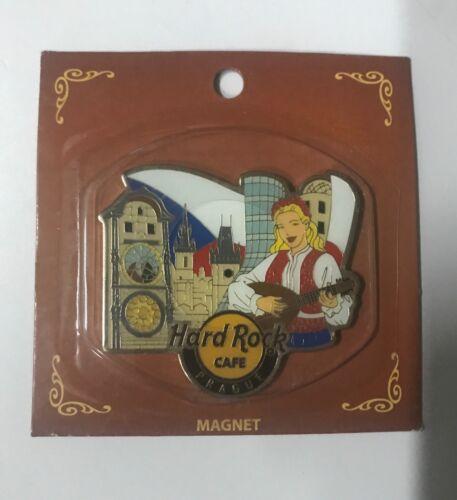 Hard Rock Cafe Prague  Alternative magnet