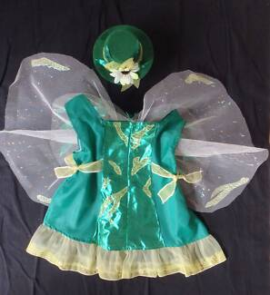 Fairy Costume: Green Tinkerbell  Size 3 - 4 years: NEW Greenwood Joondalup Area Preview