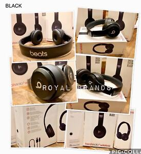 BRAND NEW BEATS SOLO 3 WIRELESS BLUETOOTH HEADPHONES