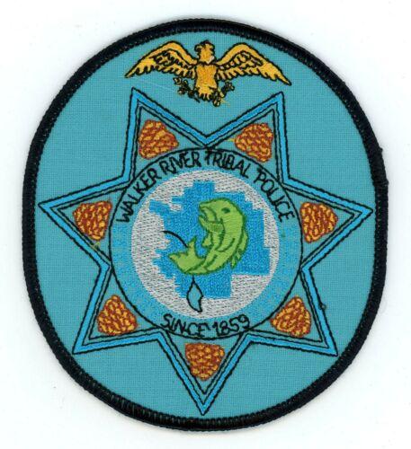 Walker River Tribal Police Nevada Vintage