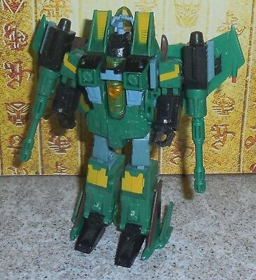 Transformers Universe ACID STORM Complete G1 Classics Jet Deluxe