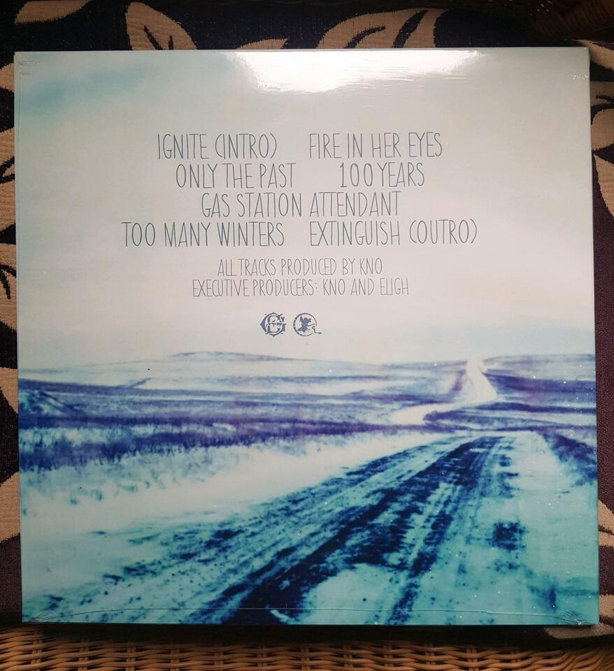 """The Grouch x Eligh x CunninLynguists """"the winterfire EP"""" Vinyl in Witten"""