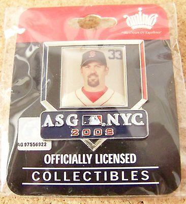 2008 NY New York Yankees All-Star Game Boston Red Sox Jason Varitek photo pin