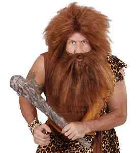 Pin on Halloween |Caveman Costume Hair
