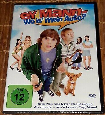 NEU/OVP Mann - Wo is' mein Auto? • [DVD-2009~FSK-12] • Kifferkomödie •
