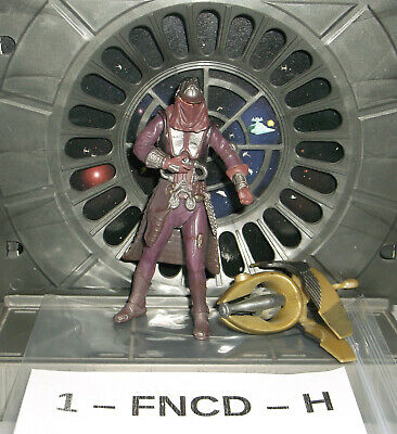"""Star Wars Loose 3.75"""" Action Figure - Zam Wesell - ATOC - Bounty Hunter"""