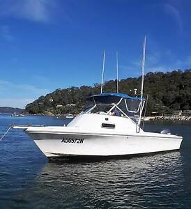 Savage Marlin / spearfish Church Point Pittwater Area Preview