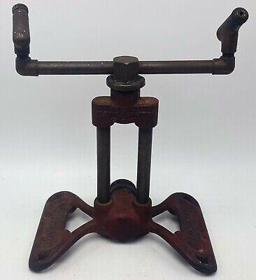 1920s Rain King Model D Cast Iron Lawn Sprinkler Chicago Flexible Shaft Co Works