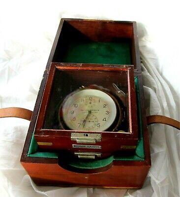 Ulysse Nardin Le Locle Swiss Marine Chronometer 48 Hour Working (Ulysse Nardin Le Locle Suisse Marine Chronometer)