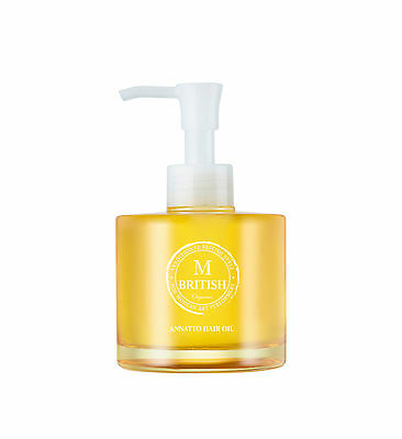 Annatto Hair Oil Natural Nourishing Styling Treatment Unisex 4.73 ounce