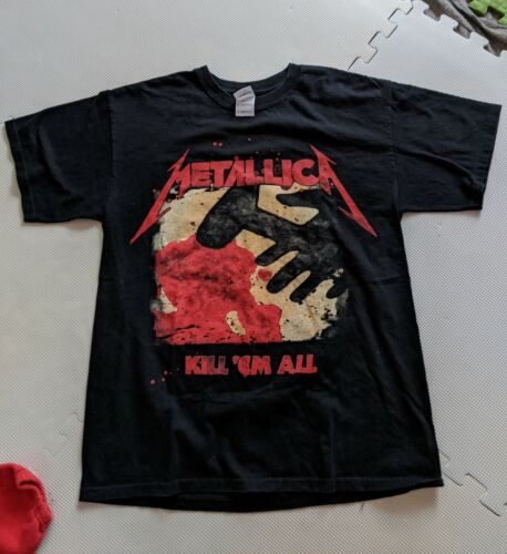 True Vintage 1985 Metallica Kill