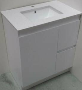 Bathroom Vanity with stone bench top [750 mm] Moorabbin Kingston Area Preview