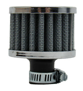 Crankcase/Turbo Vent Universal Breather Air Filter 12mm - 1/2