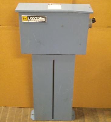 Square D Reactivar Power Factor Capacitor Pfcd4100 100kvar 120 In A 480v Volt